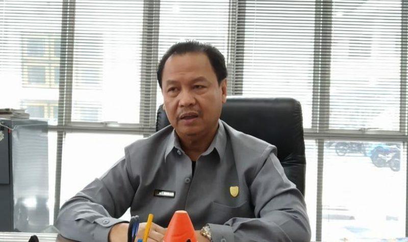 Anggota DPRD Kalteng H. Sugiyarto