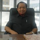 Wakil rakyat dari daerah pemilihan III yang meliputi Kabupaten Kotawaringin Barat, Lamandau dan Sukamara H. Sugiyarto. Foto : Ra