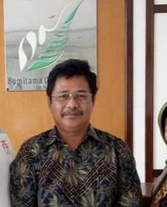 Direktur PT BGA Johan Sukardi.