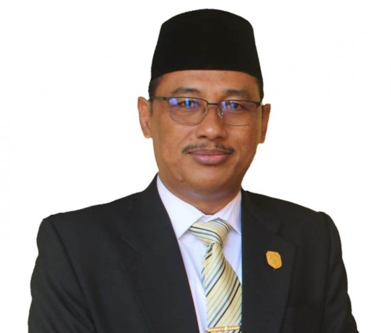 Ketua DPRD Kobar M Rusdi Gozali.
