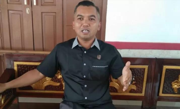 Ketua DPRD Kabupaten Seruyan, Zuli Eko Prasetyo. Foto : Ro