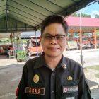 Ketua Pelaksana, Kepala Sekretariat Gugus Tugas Percepatan Penanganan Covid-19 Katingan, Eka Suryadilaga. Foto : MI