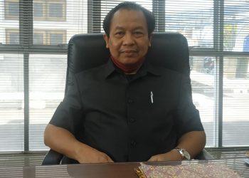 Anggota Komisi I DPRD Kalteng H. Sugiyarto.