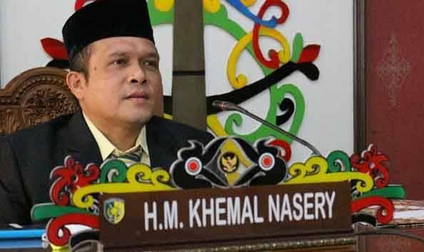 Anggota DPRD Kota Palangka Raya Khemal