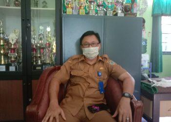 Kepala Dinas Kepemudaan, Olahraga, Pariwisata dan Kebudayaan (Disporaparbud) Kabupaten Seruyan, Rijali Hady. Foto : Ro