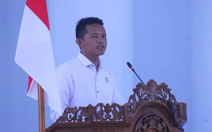 Anggota DPRD Kabupaten Seruyan, Denni Rahmadhani. Foto : Ro