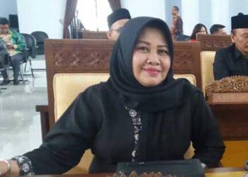 Anggota DPRD Kabupaten Seruyan, Masfuatun. Foto : Ro