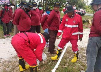 Kegiatan Pembinaan MPA Kelurahan Kasongan Lama oleh UPT-KPHP XVII Katingan Hulu. Foto : MI