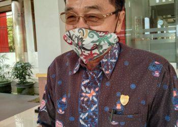 Anggota DPRD Provinsi Kalteng, Duwel Rawing. Foto : MI