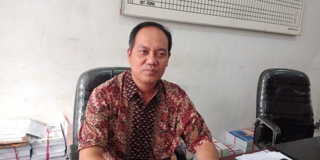 Anggota DPRD Kota Palangka Raya Busyairi