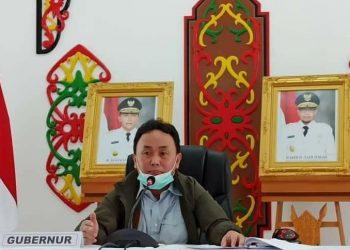 Gubernur Kalteng H. Sugianto Sabran