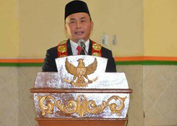 Gubernur Kalteng H. Sugianto Sabran. Foto : Ra