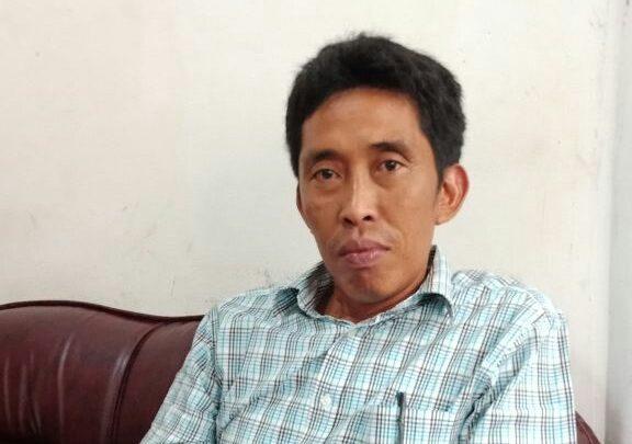 Anggota Komisi C Rusdiansyah