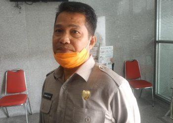 Ketua Bapemperda DPRD Kalteng, H. Maruadi. Foto : Ra