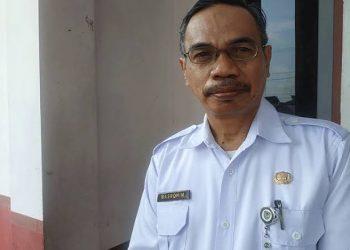 Kepala Dinas Pendidikan Kabupaten Seruyan, Masrohim. Foto : Ro