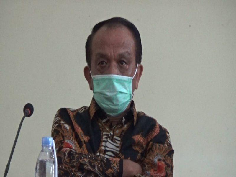 Wakil Ketua DPRD Kalteng H Abdul Razak.