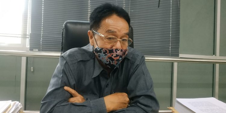 Ketua Komisi III DPRD Kalteng Duwel Rawing