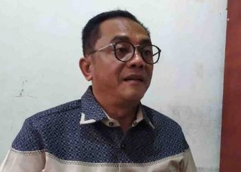 Ketua DPRD Kota Palangka Raya Sigit K Yunianto.