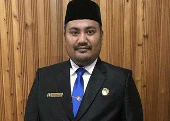 Anggota Fraksi PAN DPRD Kota Palangka Raya, Noorkhalis Ridha