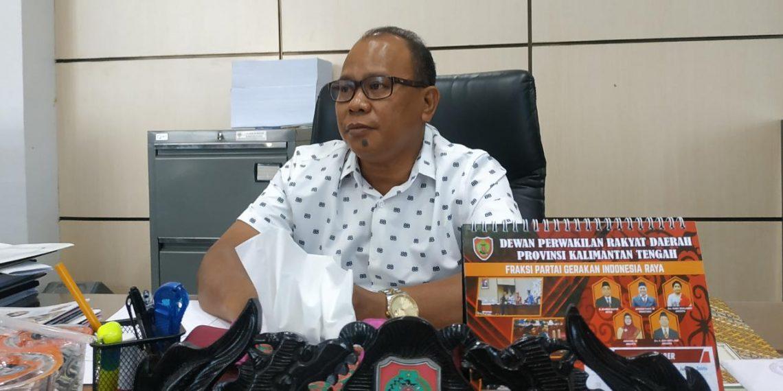 Anggota Komisi IV DPRD Kalteng, H. Purman Jaya