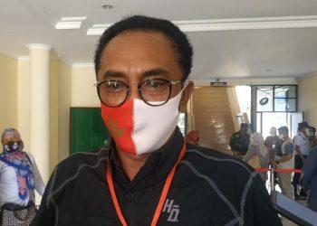 Ketua DPRD Kota Palangka Raya, Sigit K. Yunianto