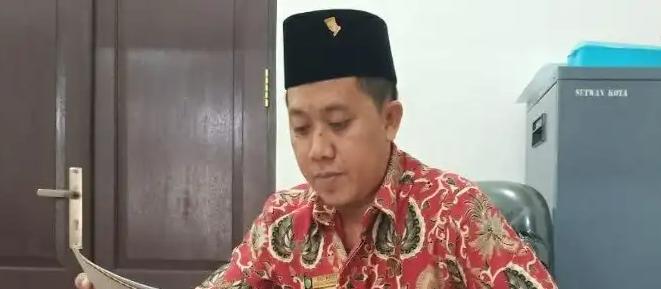 Anggota Komisi C DPRD Kota Palangka Raya, Sigit Widodo