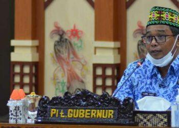 Plt Gubernur Kalteng Habib Ismail bin Yahya. (Poto: Biro Adpim)