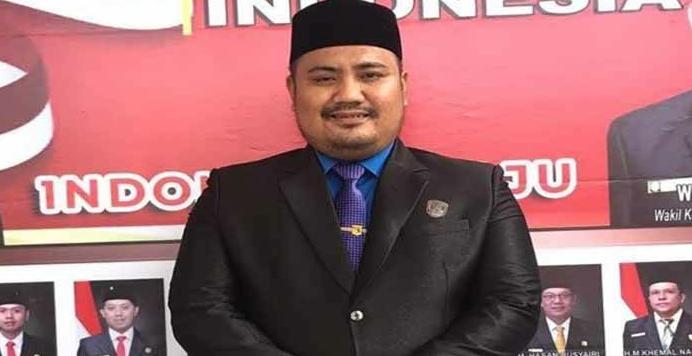 Anggota Komisi A DPRD Kota Palangka Raya Noorkhalis Ridha