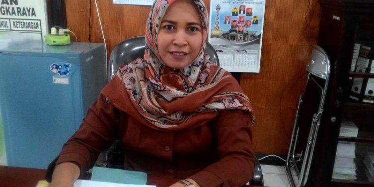 Anggota Komisi C DPRD Kota Palangka Raya, Mukarramah
