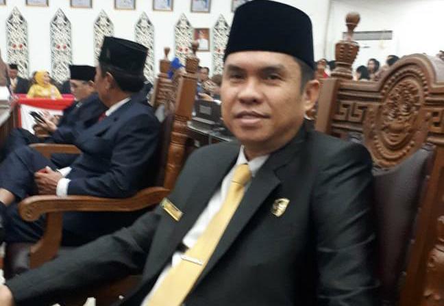 Anggota Komisi A DPRD Kota Palangka Raya Sudarto