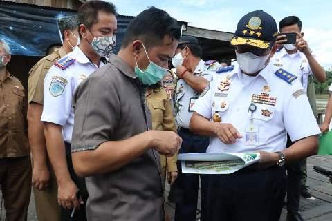 Seluruh anggota DPRD Kabupaten Pulang Pisau tetap bertugas menjalankan tanggung jawab meski pandemi covid-19 masih terus berlangsung, Jumat, 13 November 2020.