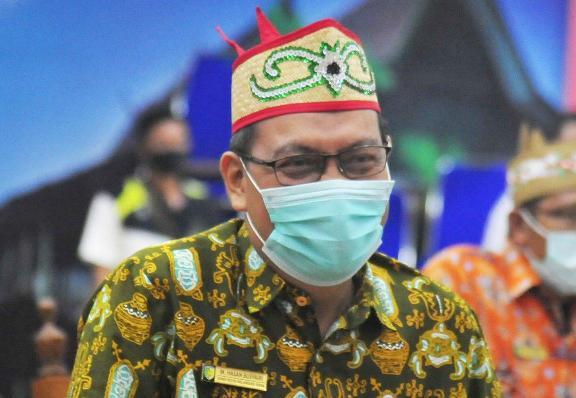Wakil Ketua II Komisi C DPRD Kota Palangka Raya, M Hasan Busyairi