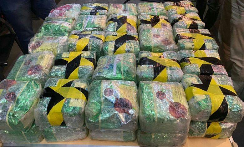 Barang bukti 50 gram sabu yang telah berhasil diamankan Ditresnarkoba Polda Sumut.