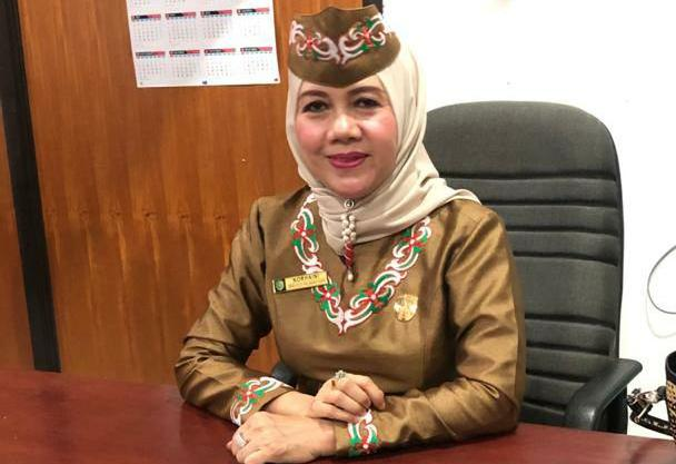 Sekretaris Komisi B DPRD Kota Palangka Raya, Norhaini. Foto : Ra