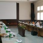 Suasana Rapat Pansus DPRD Kalteng bersama Pemerintah Provinsi Kalteng. Foto : Ra