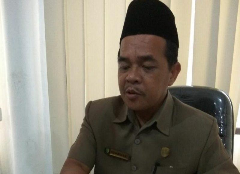Anggota Komisi C DPRD Kota Palangka Raya, Riduanto