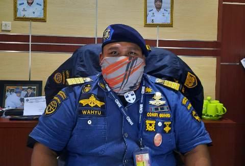 Kepala KSOP Kumai Wahyu Prihanto.