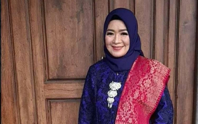 Wakil Ketua I Komisi B DPRD Kota Palangka Raya Susi Idawati.