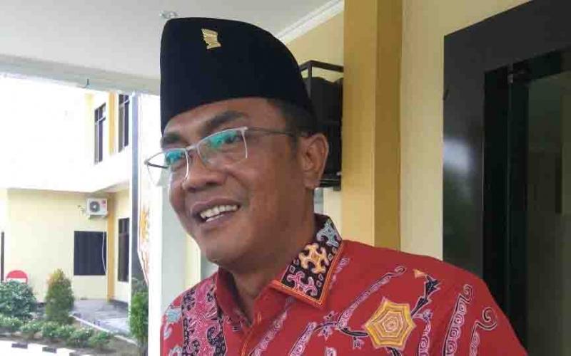 Ketua DPRD Kota Palangka Raya, Sigit K. Yunianto.