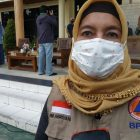 Kepala BPBD Kota Palangka Raya, Emi Abriyani.
