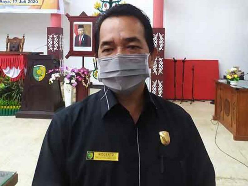 Anggota Pansus Covid-19 DPRD Kota Palangka Raya, Riduanto