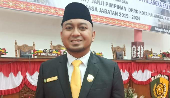 Wakil Ketua DPRD Kota Palangka Raya, Wahid Yusuf