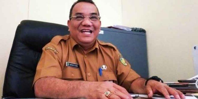 Kepala Badan Pengelola Pajak dan Retribusi Daerah Kota Palangka Raya, Aratuni Djaban