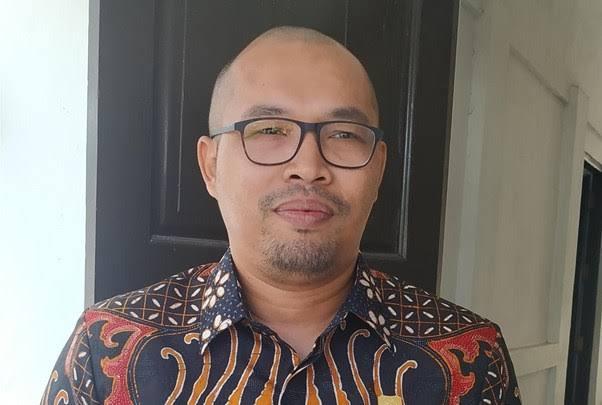 Sekretaris Komisi IV DPRD Kalteng Tomy Irawan