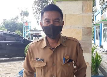 Kepala Bidang Pembinaan SD DikbudKobar Muhammad Alamsyah