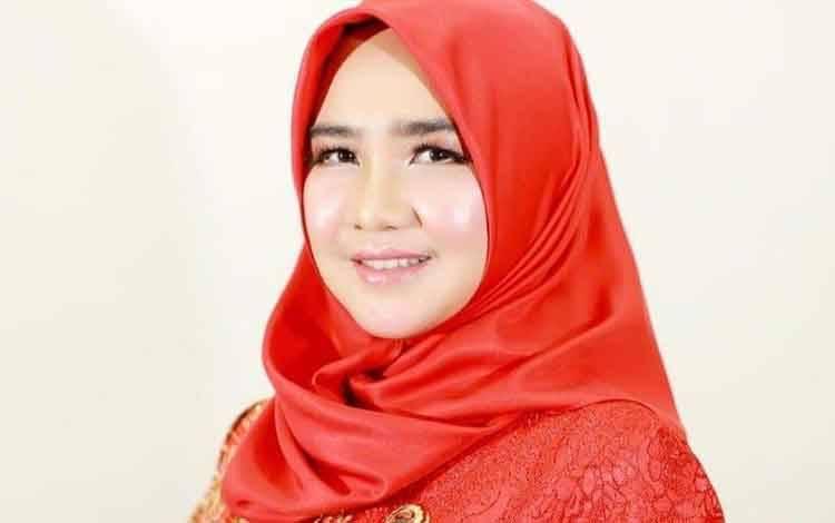 Anggota DPRD Kobar Dapil IV Mina Irawati.