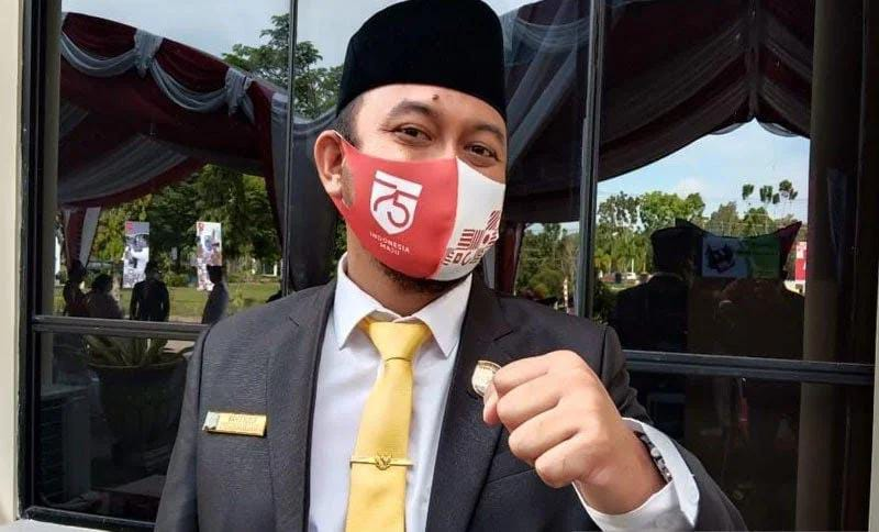 Wakil Ketua I DPRD Kota Palangka Raya, Wahid Yusuf
