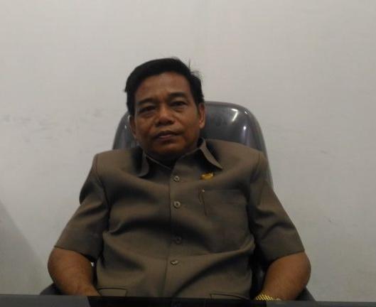 Anggota DPRD Barito Utara H Tajeri.